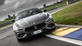 2021 Maserati Ghibli Trofeo review