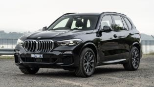 2021 BMW X5 review
