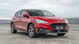 2021 Ford Focus Active review