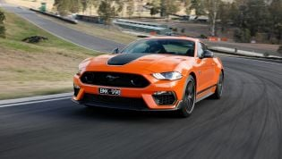 2021 Ford Mustang Mach 1 review