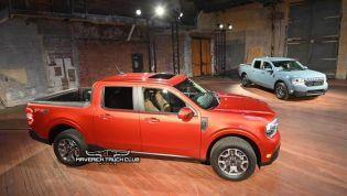 2022 Ford Maverick leaked, will offer hybrid