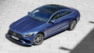 2022 Mercedes-AMG GT53 4-Door Coupe revealed, no plans for Australia
