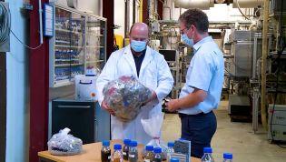 Audi works on perfecting recycled plastics