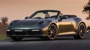 2021 Porsche 911 Carrera S Cabriolet review