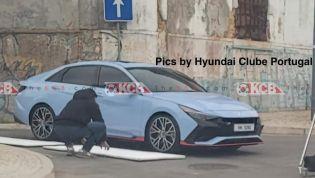 2022 Hyundai i30 Sedan N leaked and teased, due late this year