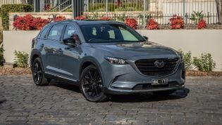 2021 Mazda CX-9 GT SP review
