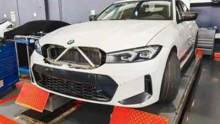 2022 BMW 3 Series leaked