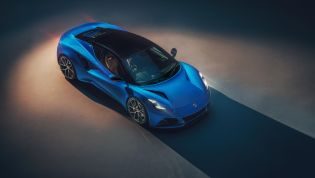 Lotus Emira revealed, in Australia July 2022 with AMG and Toyota power