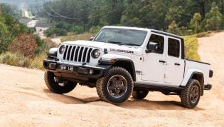2022 Jeep Gladiator review