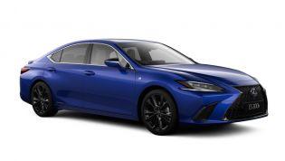 2022 Lexus ES price and specs