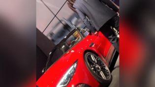 2022 Mercedes-AMG SL leaked, October 20 reveal rumoured