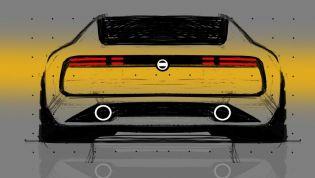 2023 Nissan Z designer debrief
