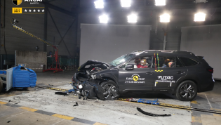 2022 Subaru Outback scores five stars in ANCAP safety testing