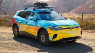 Volkswagen entering modified ID.4 in Rebelle Rally