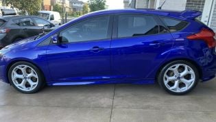 2013 Ford Focus ST owner review