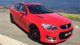 2016 Holden Commodore SS V Redline owner review