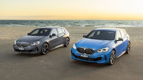2020 BMW 1 Series video review