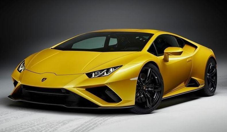 2020 Lamborghini Huracan EVO (AWD)