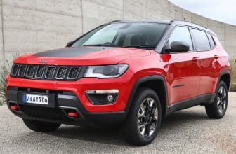 2018 Jeep Compass LIMITED (4x4)