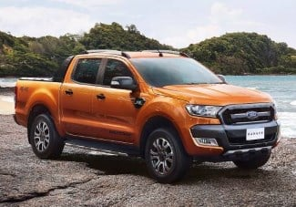 2017 Ford Ranger WILDTRAK 3.2 (4x4)