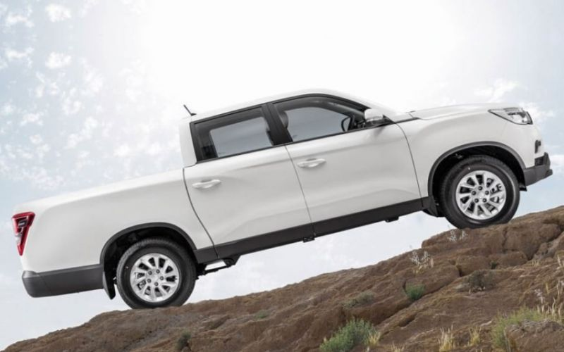 2020 Ssangyong Musso XLV ULTIMATE (REAR COIL SPRING)