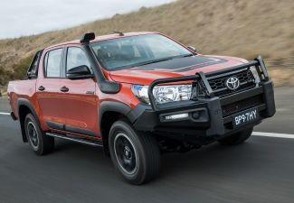 2018 Toyota HiLux RUGGED (4x4)