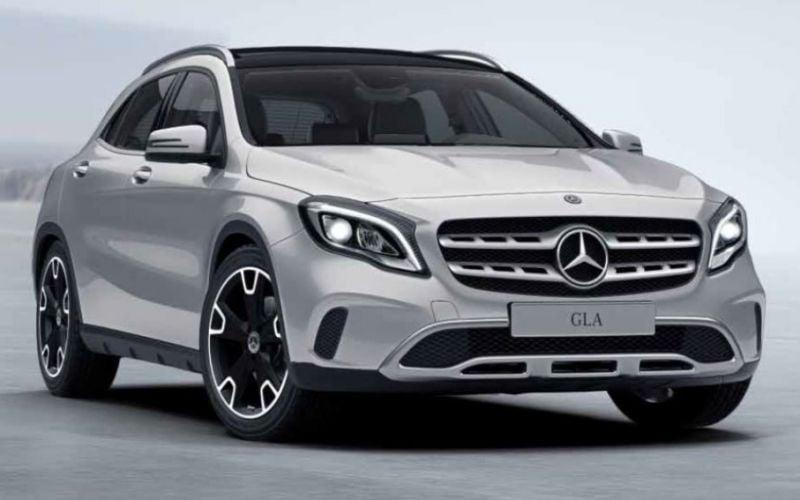 2020 Mercedes-Benz GLA 250 4MATIC NIGHT EDITION