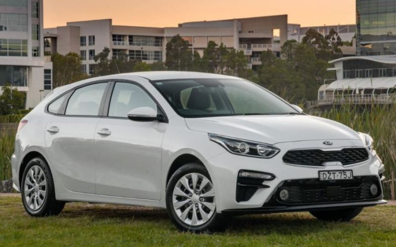 2019 Kia Cerato SPORT+ SAFETY PACK