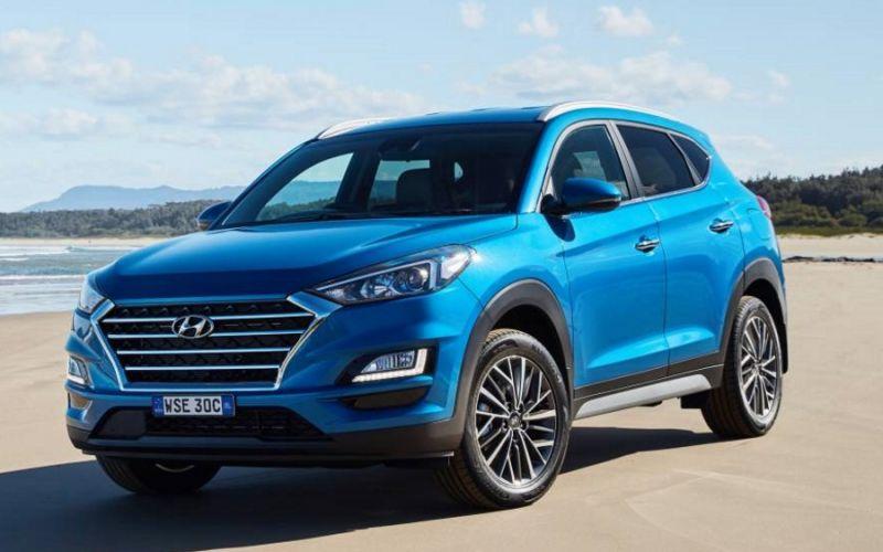 2019 Hyundai Tucson ACTIVE X CRDI SAFETY (AWD)
