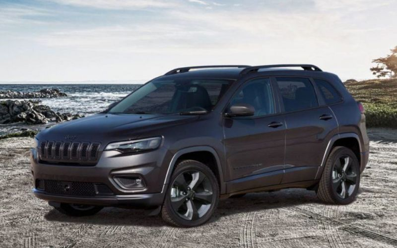 2021 Jeep Cherokee 80th ANNIVERSARY SPECIAL EDTN