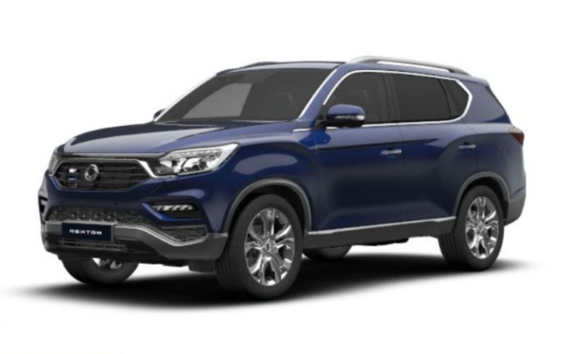 2021 Ssangyong Rexton ULTIMATE (AWD)