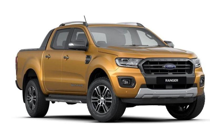 2019 Ford Ranger WILDTRAK 2.0 (4x4)