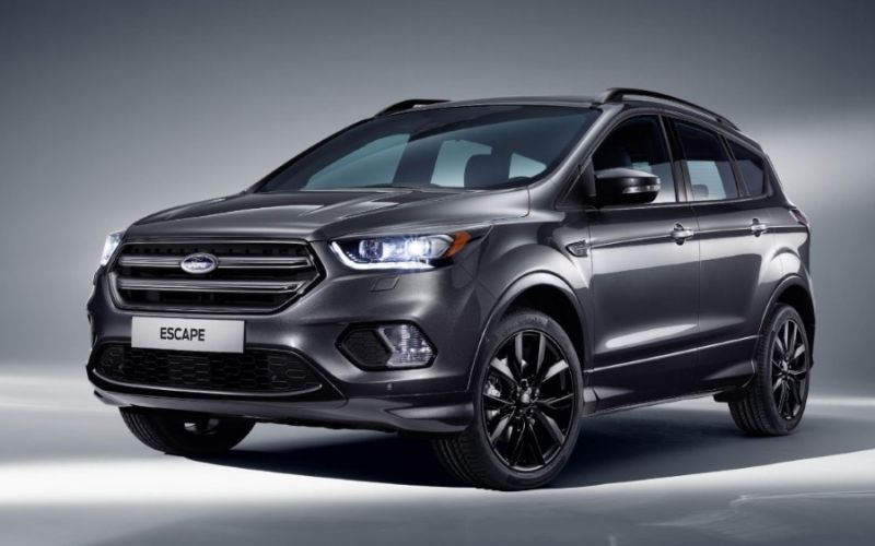 2020 Ford Escape TITANIUM (AWD)