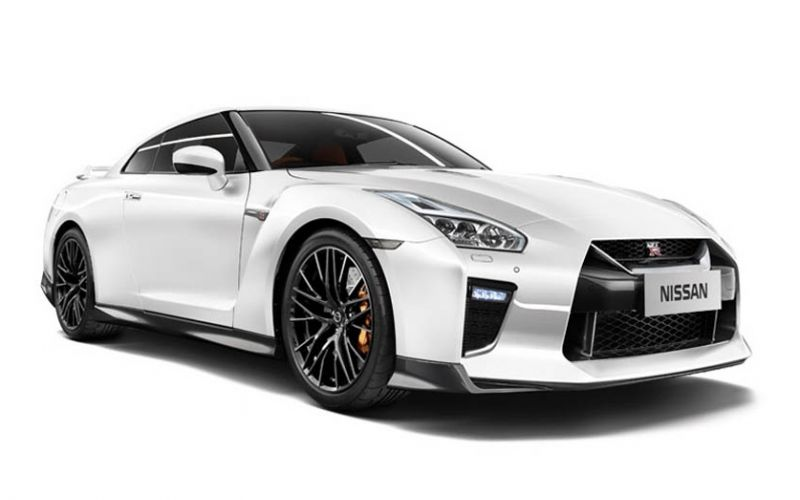 2020 Nissan GT-R 50TH ANNIVERSAY (IVORY PEARL)