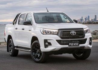 2018 Toyota HiLux ROGUE (4x4)