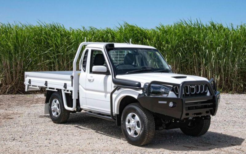2021 Mahindra Pik-Up 2WD S6+