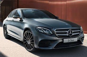 2018 Mercedes-AMG E