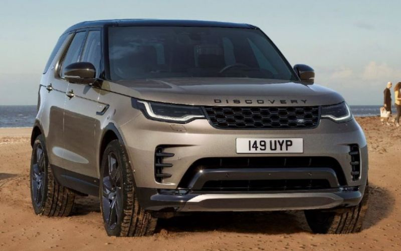 2021 Land Rover Discovery D300 S (221KW)