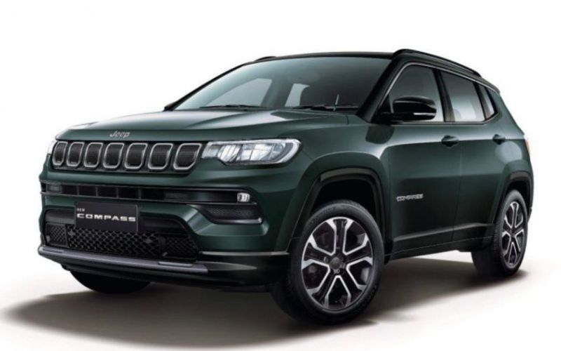2021 Jeep Compass LIMITED (4x4)