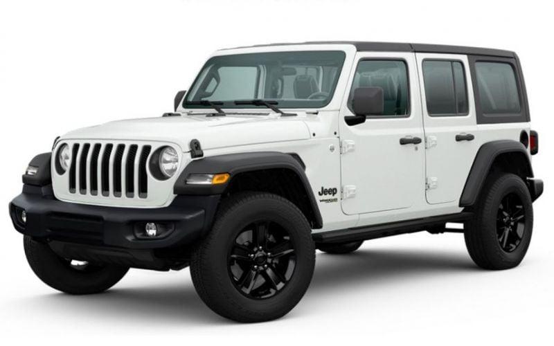 2020 Jeep Wrangler Unlimited NIGHT EAGLE (4x4)