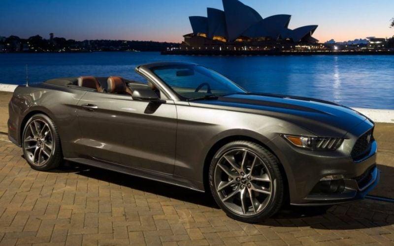 2019 Ford Mustang GT 5.0 V8
