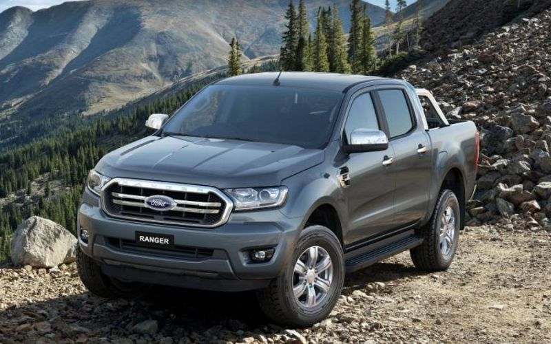 2018 Ford Ranger XL 2.2 (4x4)