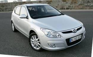 2011 Hyundai i30 SLX