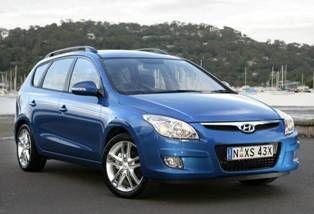 2011 Hyundai i30 cw SLX 2.0