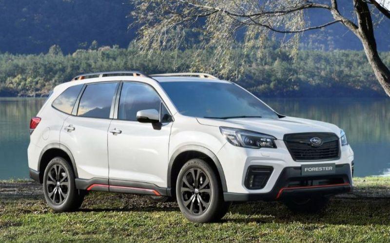 2021 Subaru Forester 2.5i-L (AWD)