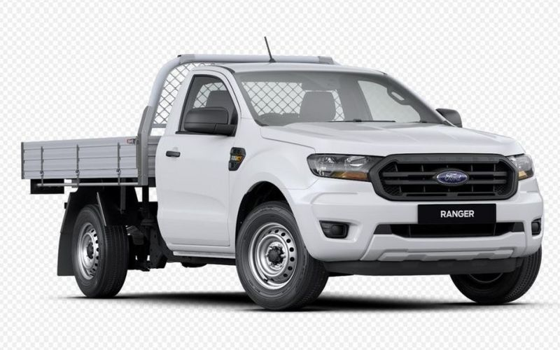 2021 Ford Ranger XL 2.2 LOW RIDER (4x2)