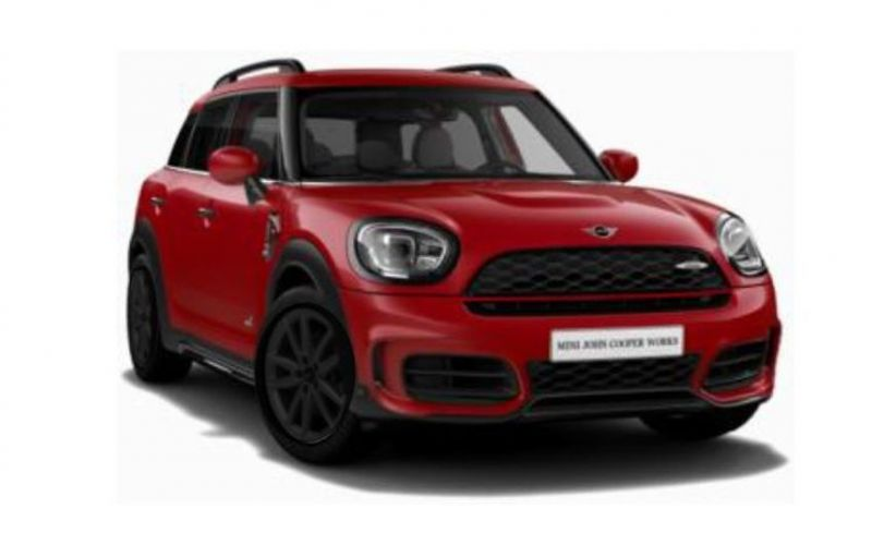 2021 Mini Countryman JOHN COOPER WORKS PURE
