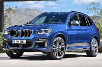 2018 BMW X3 sDRIVE20i M SPORT