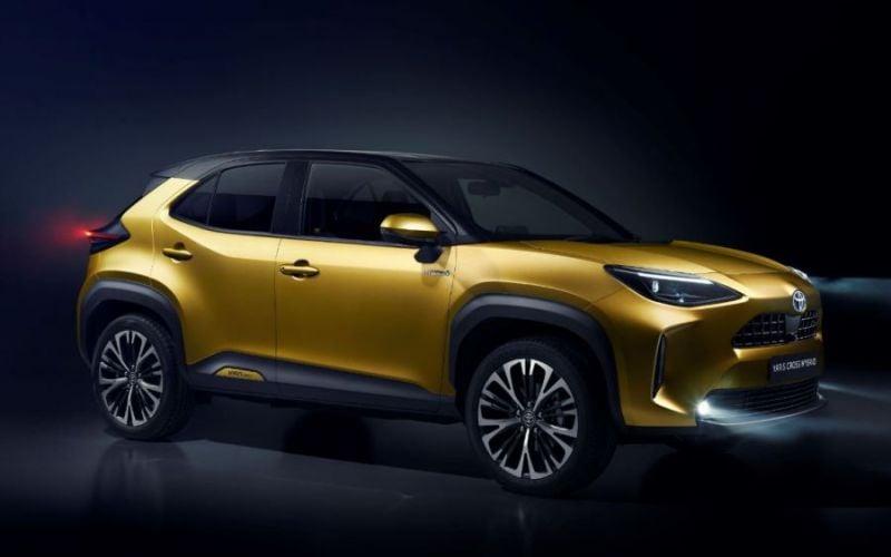 2020 Toyota Yaris Cross URBAN HYBRID
