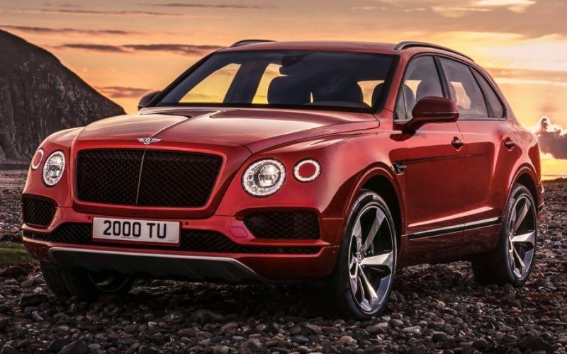 2021 Bentley Bentayga V8 (7 SEAT)